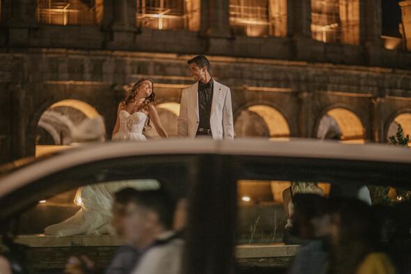 Veronica & Madson. Rome - фото №37