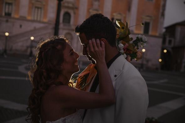 Veronica & Madson. Rome - фото №27