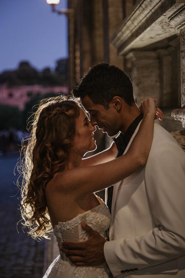 Veronica & Madson. Rome - фото №30