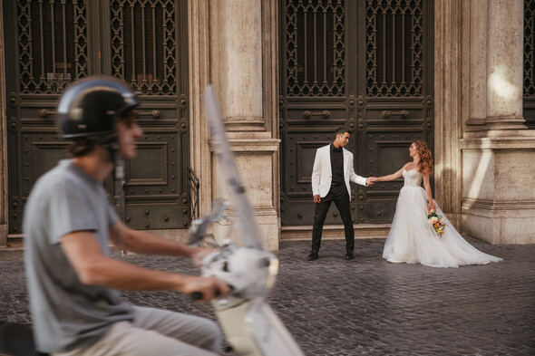 Veronica & Madson. Rome - фото №10