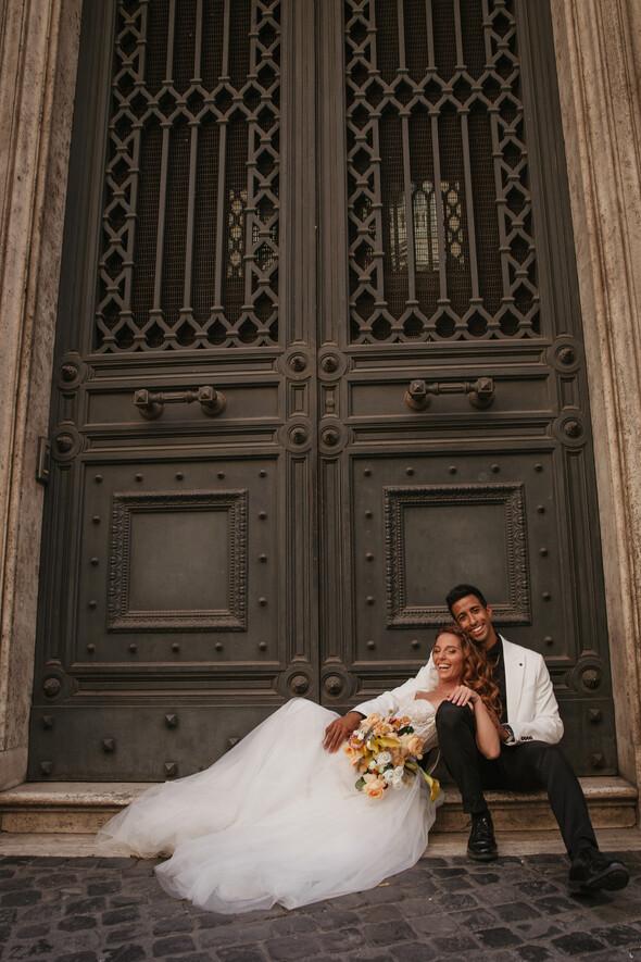 Veronica & Madson. Rome - фото №8