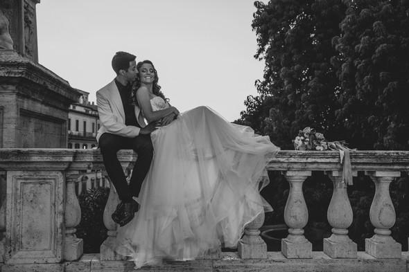 Veronica & Madson. Rome - фото №7
