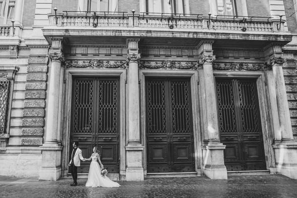 Veronica & Madson. Rome - фото №4