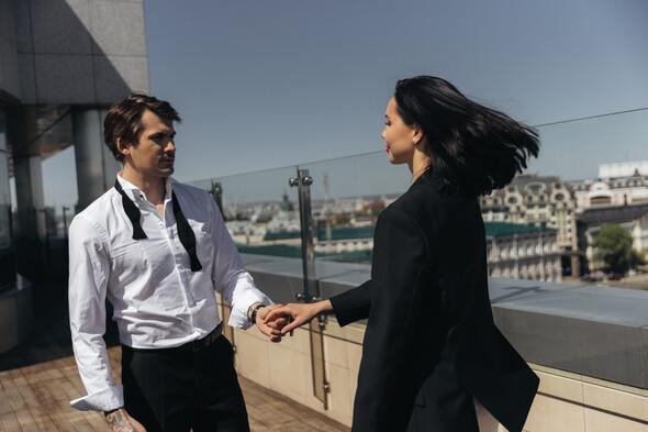 Женя и Наташа Кот - фото №74