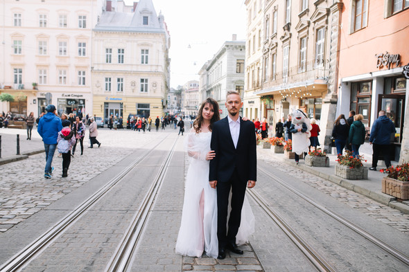 Євген та Катерина - фото №314