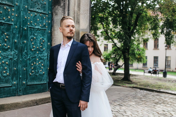 Євген та Катерина - фото №186