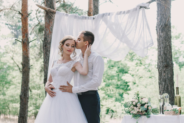 Ты мой мир. Свадьба Маргариты и Владислава - фото №8