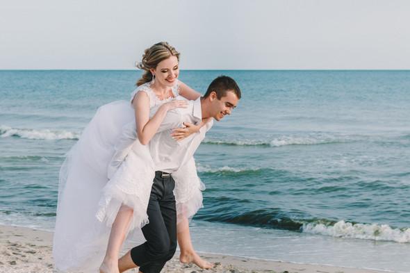 Ты моё море... Свадьба Маргариты и Владислава - фото №17