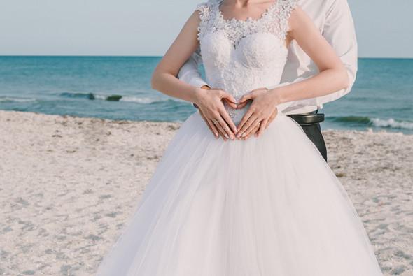 Ты моё море... Свадьба Маргариты и Владислава - фото №11