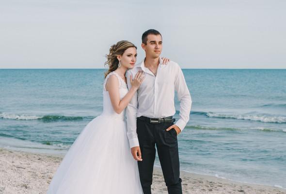 Ты моё море... Свадьба Маргариты и Владислава - фото №10