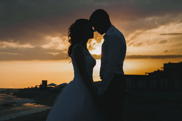 Ты моё море... Свадьба Маргариты и Владислава - фото №30