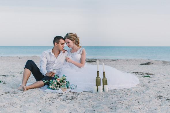 Ты моё море... Свадьба Маргариты и Владислава - фото №24