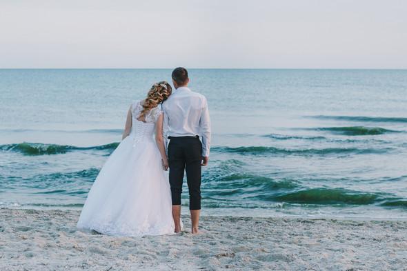 Ты моё море... Свадьба Маргариты и Владислава - фото №28