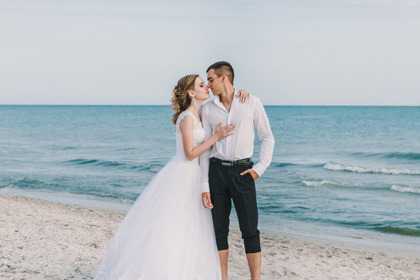 Ты моё море... Свадьба Маргариты и Владислава - фото №9