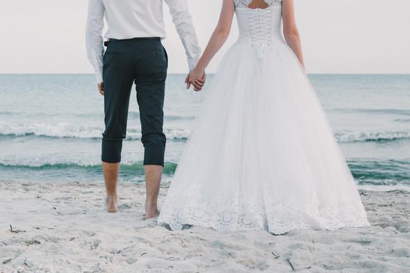 Ты моё море... Свадьба Маргариты и Владислава - фото №23