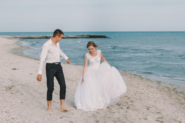 Ты моё море... Свадьба Маргариты и Владислава - фото №13