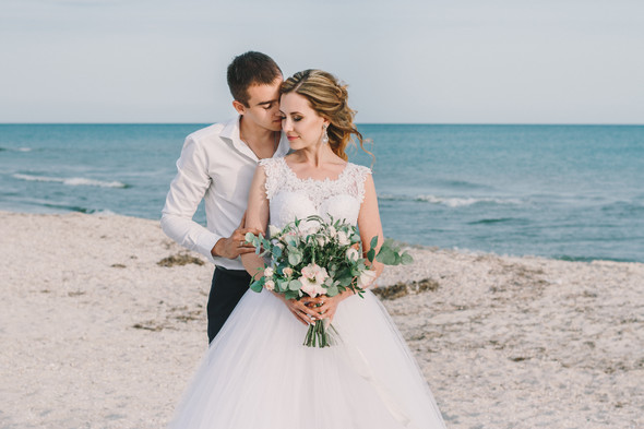 Ты моё море... Свадьба Маргариты и Владислава - фото №1