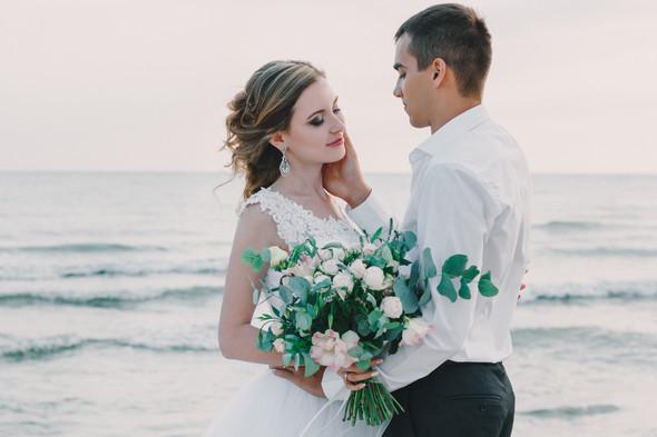 Ты моё море... Свадьба Маргариты и Владислава - фото №22