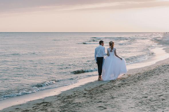 Ты моё море... Свадьба Маргариты и Владислава - фото №26