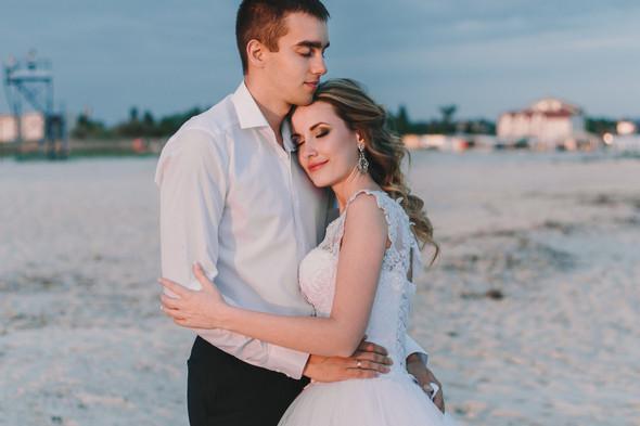 Ты моё море... Свадьба Маргариты и Владислава - фото №27