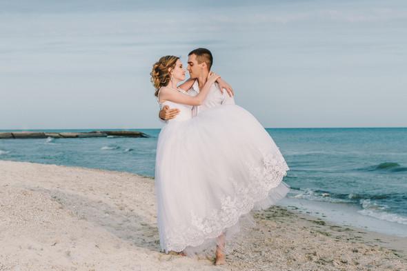 Ты моё море... Свадьба Маргариты и Владислава - фото №18