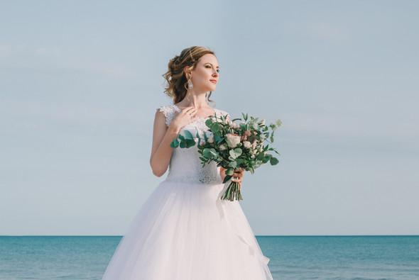 Ты моё море... Свадьба Маргариты и Владислава - фото №8