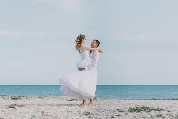 Ты моё море... Свадьба Маргариты и Владислава - фото №12