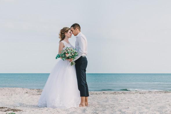 Ты моё море... Свадьба Маргариты и Владислава - фото №7