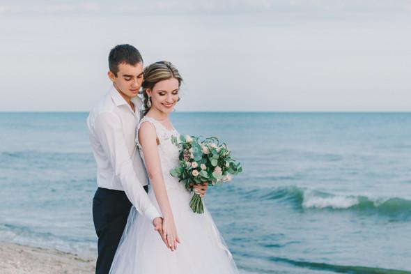 Ты моё море... Свадьба Маргариты и Владислава - фото №21