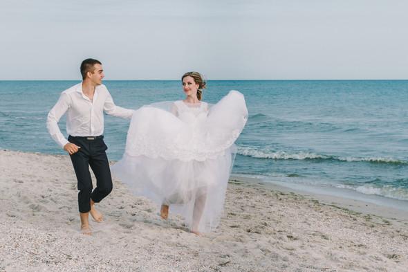 Ты моё море... Свадьба Маргариты и Владислава - фото №14