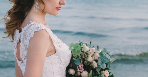 Ты моё море... Свадьба Маргариты и Владислава - фото №20