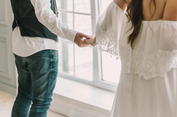 Счастье в наших руках. Артём и Мария - фото №3