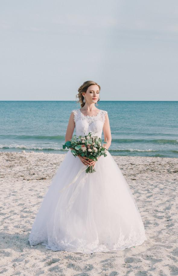 Ты моё море... Свадьба Маргариты и Владислава - фото №2