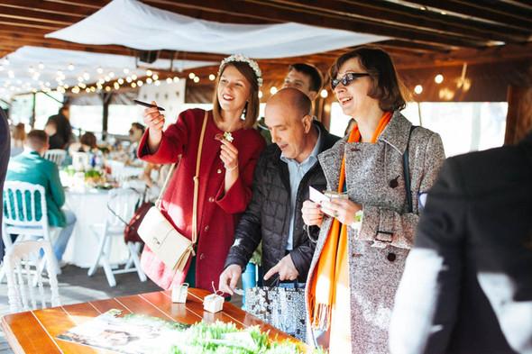 RUSTIC WEDDING - фото №39