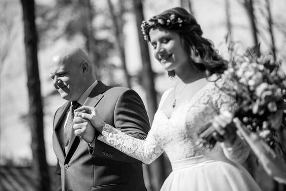 RUSTIC WEDDING - фото №22