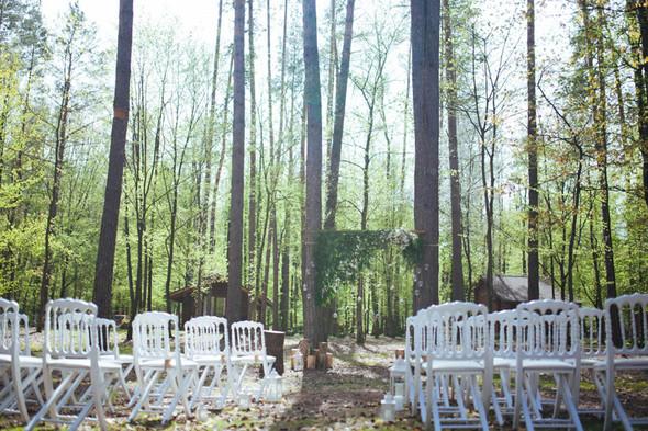 RUSTIC WEDDING - фото №21