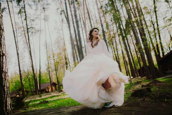 RUSTIC WEDDING - фото №12