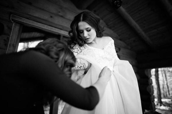 RUSTIC WEDDING - фото №17
