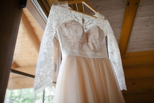 RUSTIC WEDDING - фото №35