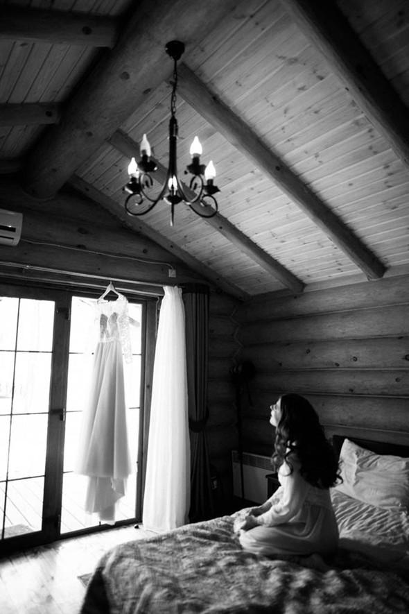 RUSTIC WEDDING - фото №27