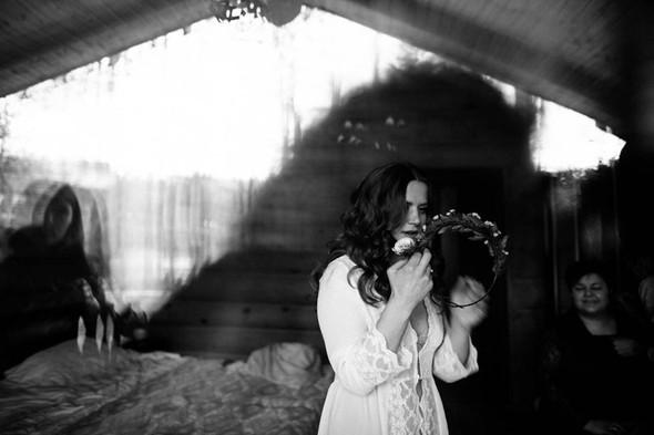 RUSTIC WEDDING - фото №14