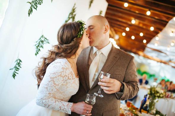 RUSTIC WEDDING - фото №40