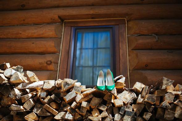 RUSTIC WEDDING - фото №33