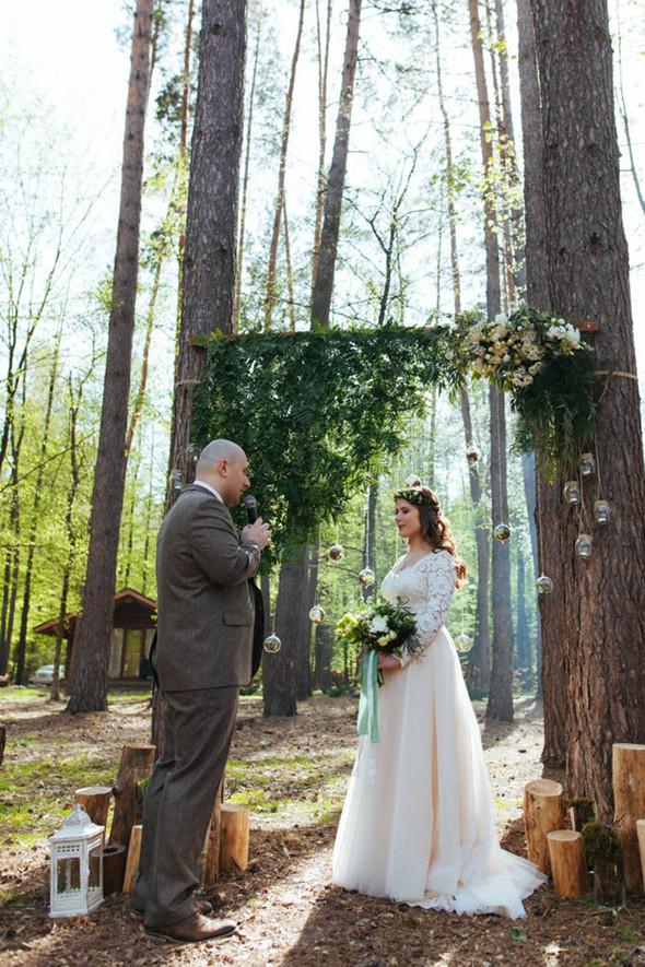RUSTIC WEDDING - фото №36