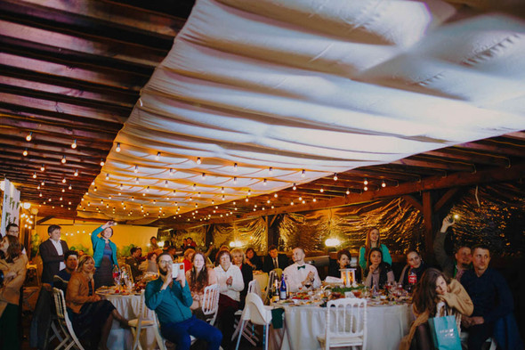 RUSTIC WEDDING - фото №13