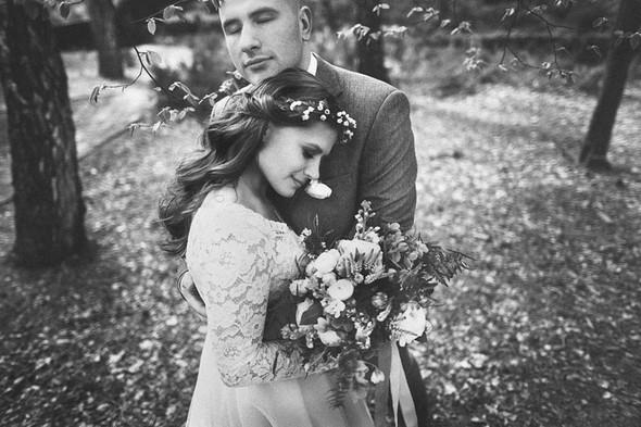 RUSTIC WEDDING - фото №11
