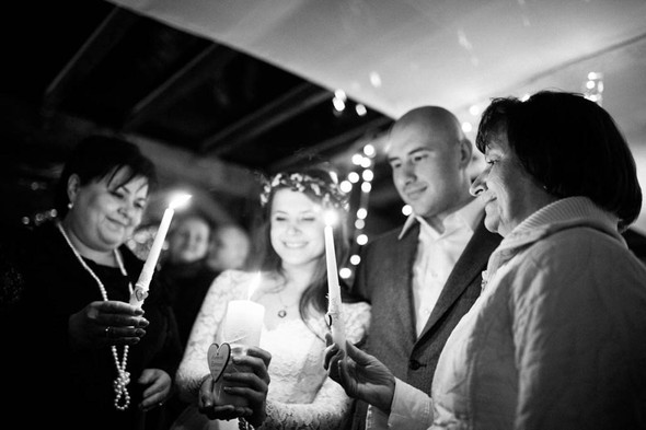 RUSTIC WEDDING - фото №38