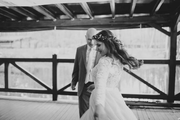 RUSTIC WEDDING - фото №6