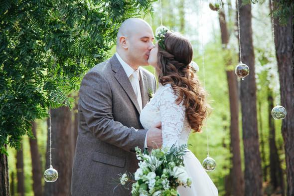 RUSTIC WEDDING - фото №23