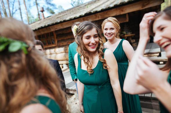 RUSTIC WEDDING - фото №20